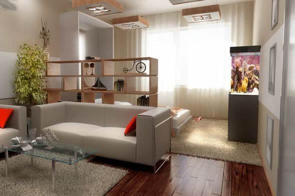 Как обставить однокомнатную квартиру идеи 71