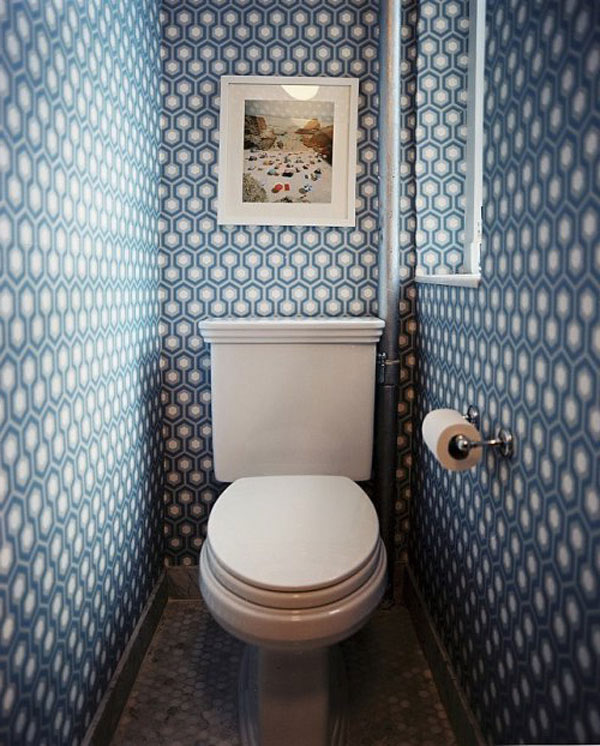 Туалет своими руками отделка