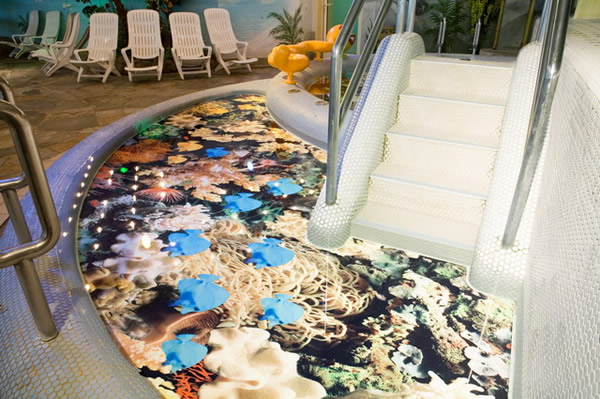 Наливные полы: технологии смарт-дизайна