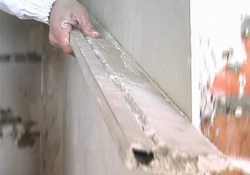 Как выровнять стену в квартире