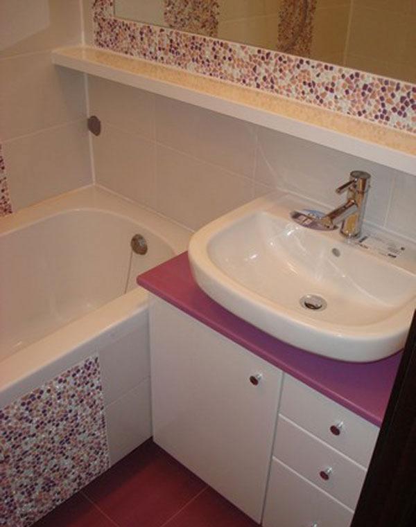 Как сделать мебель в ванну